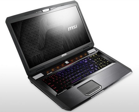 MSI GT780R and the GX780 17-inch Gaming Notebooks 2