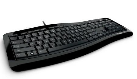 Microsoft Comfort Curve Keyboard 3000 1
