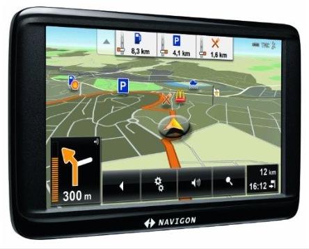 Navigon 70 Easy GPS Navigation Device