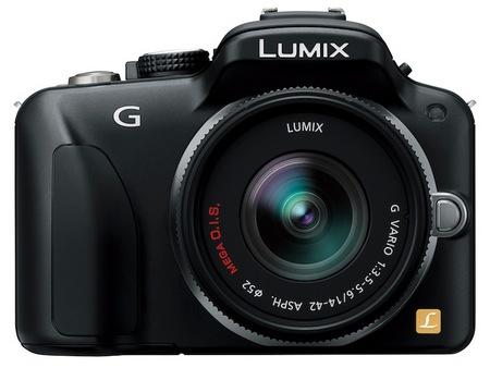 Panasonic LUMIX DMC-G3 Micro Four Thirds Camera