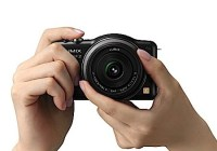 Panasonic LUMIX GF3 - the Company's Smallest and Lightest Micro Four Thirds Camera
