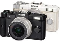 Pentax Q is the World's Smallest and Lightest Interchangeable Lens Camera
