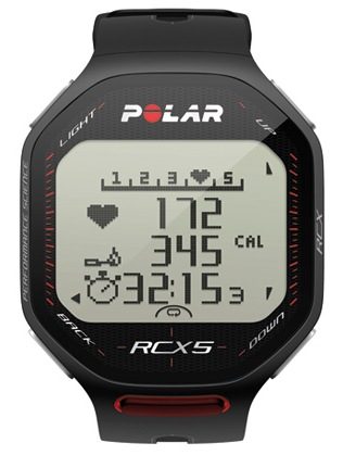 Polar RCX5 Training Computer 1