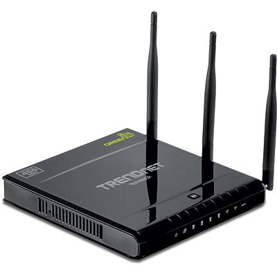 TRENDnet TEW-692GR 450Mbps Concurrent Dual Band Wireless N Router 1