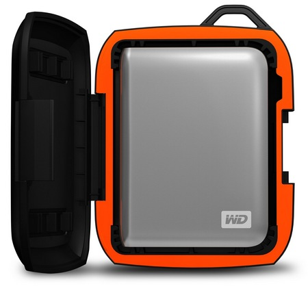 Western Digital Nomad Rugged Case for My Passport Hard Drives