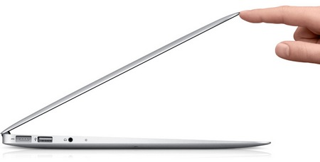 Apple MacBook Air Updated, gets Sandy Bridge, Thunderbolt and Backlit Keyboard 1