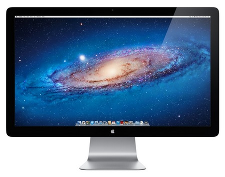 Apple Thunderbolt Display Announced 1