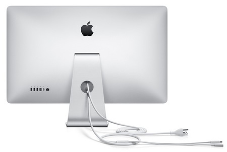 Apple Thunderbolt Display Announced back