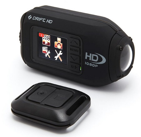 Drift Innovation Drift HD Point of View Camera with remote