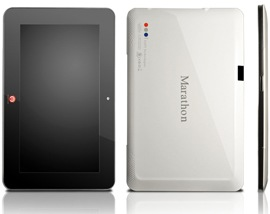 EAFT MagicTile Marathon Tegra 2 Android Tablet comes without Honeycomb 1