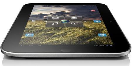 Lenovo IdeaPad Tablet K1 Android 3.1 Tablet bottom