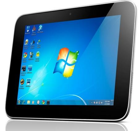 Lenovo IdeaPad Tablet P1 Windows 7 Tablet PC