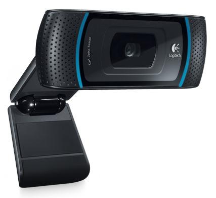 Logitech B910 HD Webcam for Business