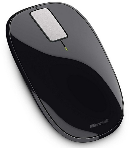 Microsoft Explorer Touch Mouse with 4-way Touch Scrolling 3
