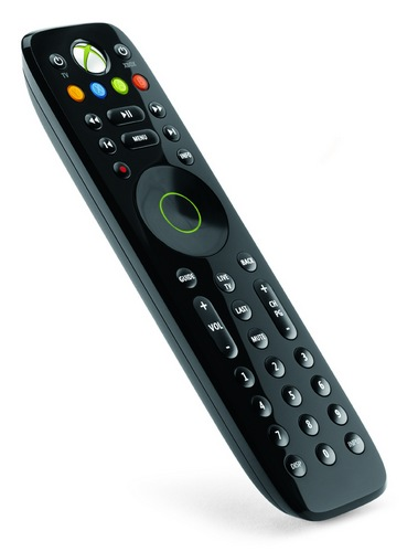 Microsoft Xbox 360 Media Remote