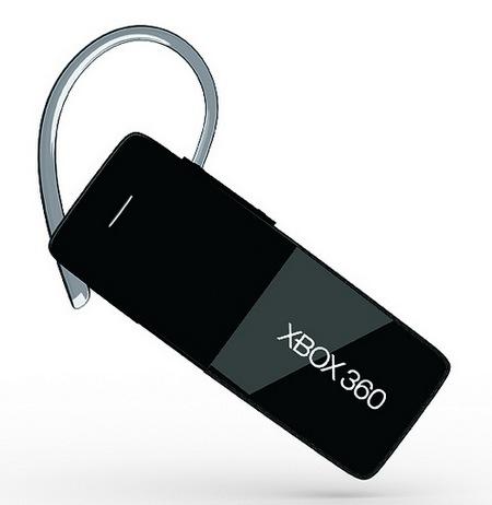 Microsoft Xbox 360 Wireless Headset with Bluetooth