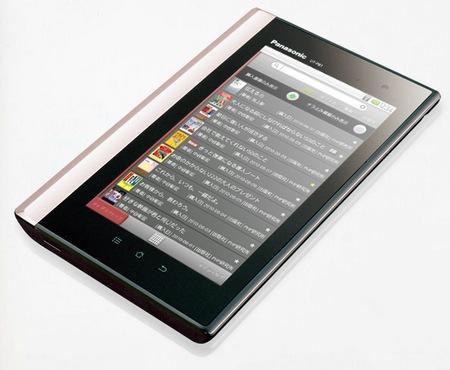 Panasonic UT-PB1 Android e-book Tablet 1