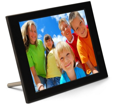 Pix-Star FotoConnect HD PXT510WR02 10-inch Digital Frame with DLNA and WiFi
