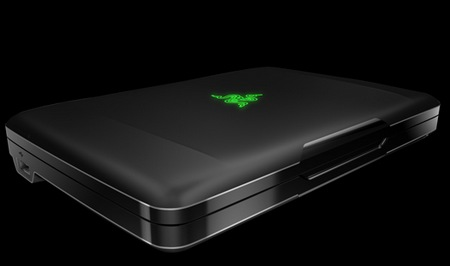 Razer Switchblade Concept Powered by Atom 2