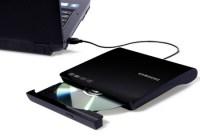 Samsung SE-208AB Slim Portable DVD Burner