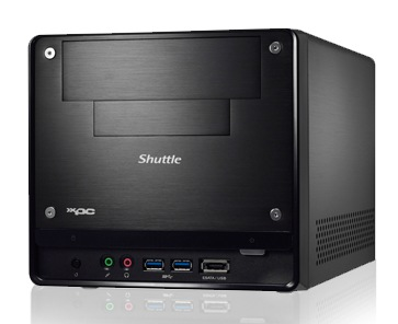 Shuttle XPC H3 6700P Mini PC with Sandy Bridge Core i5 i7