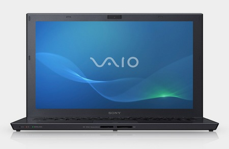 Sony VAIO Z Series Ultra portable Notebook front