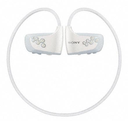 Sony Walkman NWZ-W260 Wearable Water-resistant Music Player white