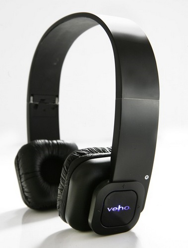 Veho VEP-004-BT Bluetooth Wireless Headphones