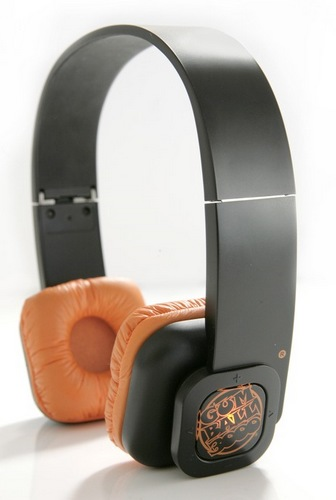 Veho VEP-005-BTGUM Gumball 3000 special edition Bluetooth Wireless Headphones 1