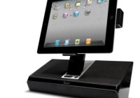 iLuv iMM727 ArtStation Speaker Dock for iPhone, iPad, iPod