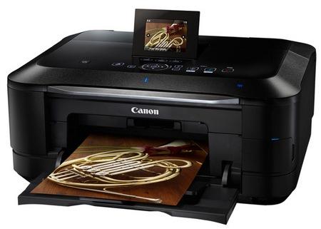 Canon PIXMA MG8220 Wireless Photo All-in-One Printer