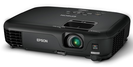 Epson PowerLite 1221 and PowerLite 1261W Portable Projectors