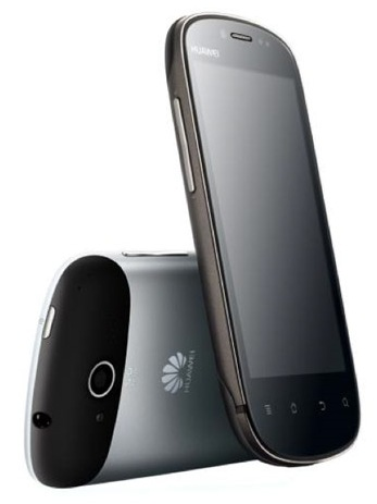 Huawei Vision Android Smartphone with 3D UI 1