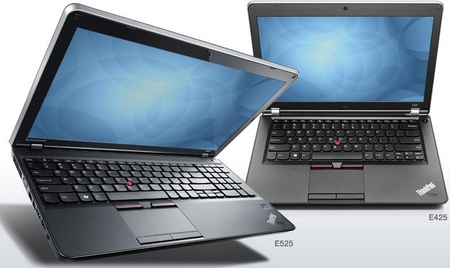 Lenovo ThinkPad Edge E425 and E525 Notebooks for SMB