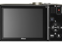 Nikon CoolPix S8200 Compact Camera with 14x Optical Zoom back