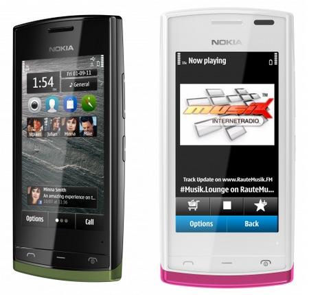 Nokia 500 Smartphone gets 1GHz CPU for Symbian Anna