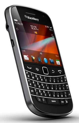 RIM BlackBerry Bold 9900 and 9930 Smartphones with Touchscreen and NFC