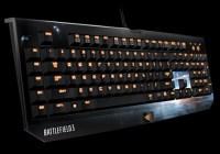 Razer BlackWidow Ultimate Battlefield 3 Edition Gaming Keyboard angle 1