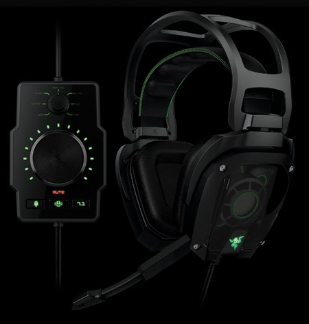 Razer Tiamat 7.1 is the World's First True 7.1 Surround Sound Gaming Headset