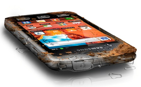 Samsung Galaxy XCover Rugged Android Smartphone 1