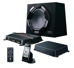 Sony XDP-PK1000 Digital Link Sound System