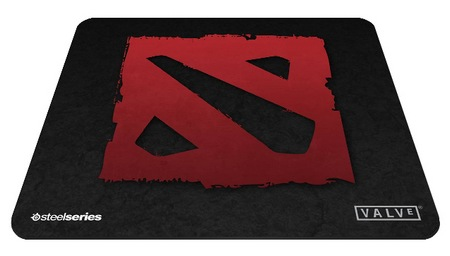 SteelSeries QcK+ DotA 2 Edition Gaming Mouse Pad