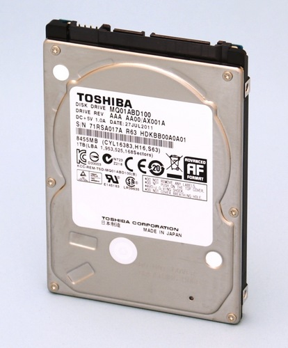 Toshiba MQ01ABD Series 2.5-inch 1TB Hard Drive 1