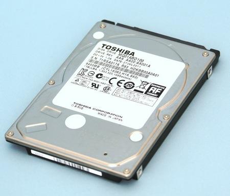 Toshiba MQ01ABD Series 2.5-inch 1TB Hard Drive