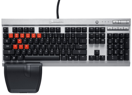 Corsair Vengeance K60 Gaming Keyboard for FPS 1