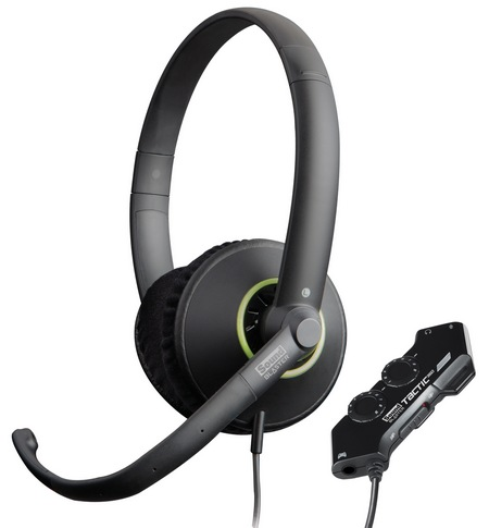 Creative Sound Blaster Tactic360 Ion gaming headset for Xbox 360