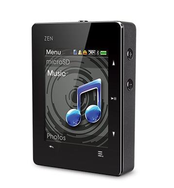 Creative ZEN X-Fi3 MP3 Player with Bluetooth 1