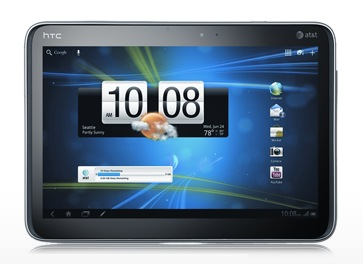 HTC Jetstream LTE HSPA+ Android Tablet for AT&T 1