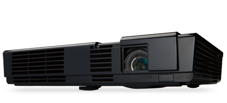 NEC NP-L50W Lightweight LED Projector 1