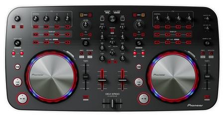 Pioneer DDJ-ERGO-V DJ Controller top